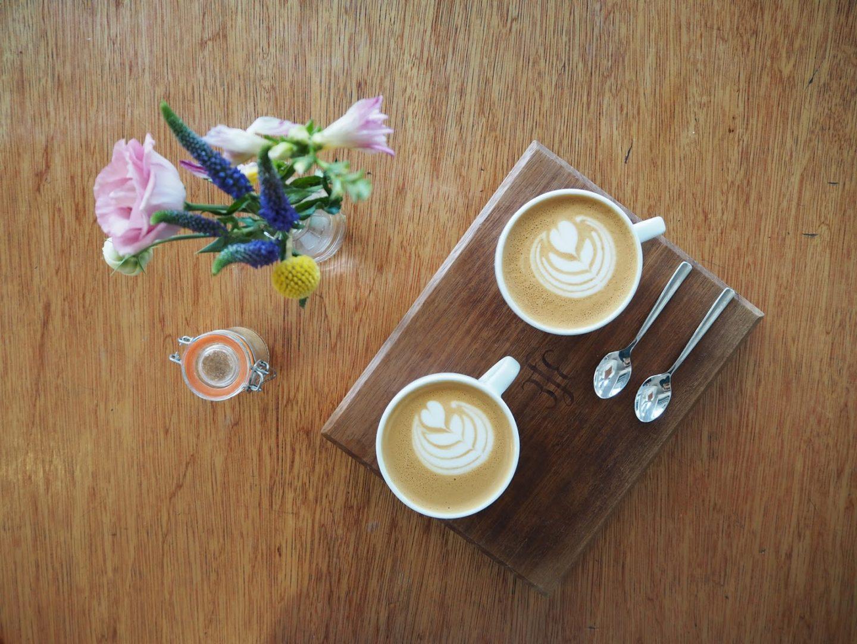 Dublin: It's coffee time!