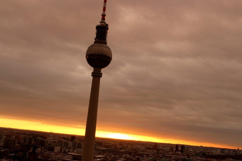 Berlín od A do Z