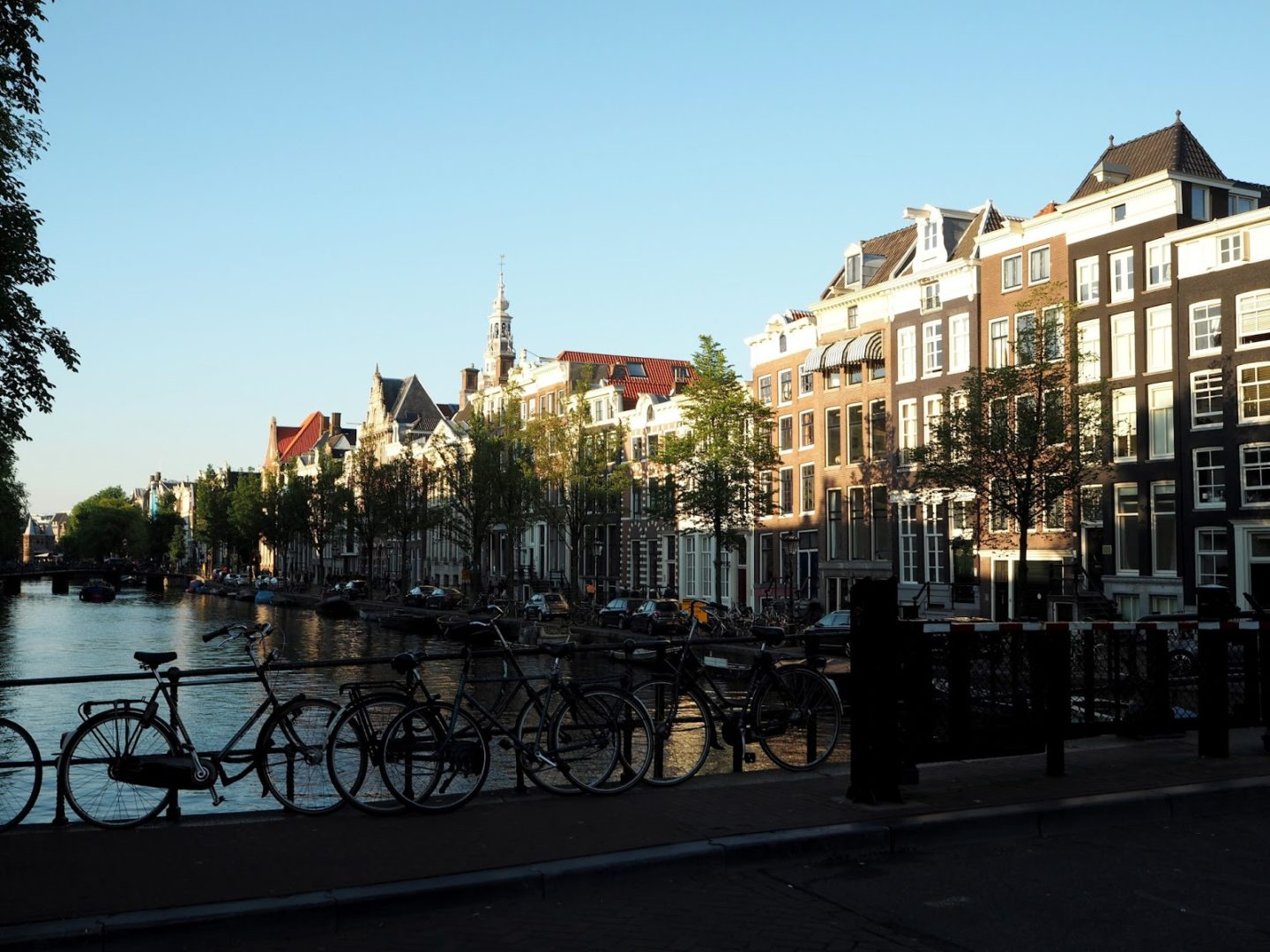 Amsterdam diary: Day 1