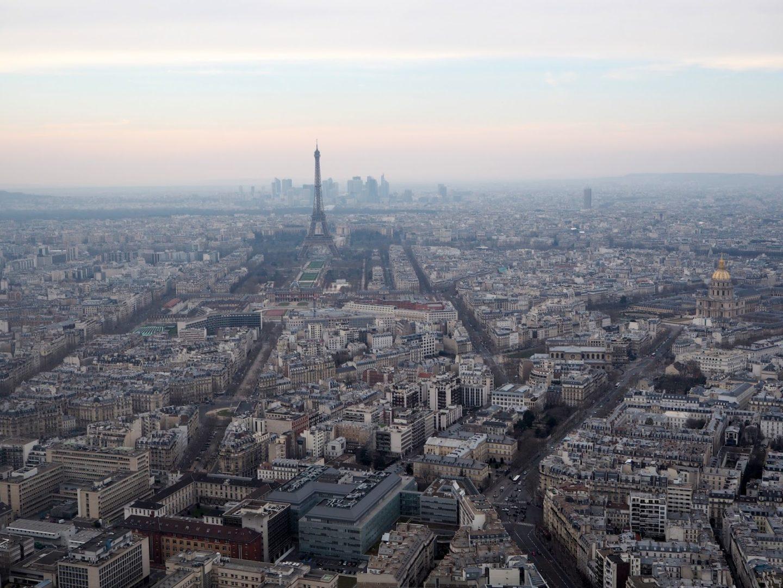 Zápisky z Paříže ||  Jak to všechno začalo