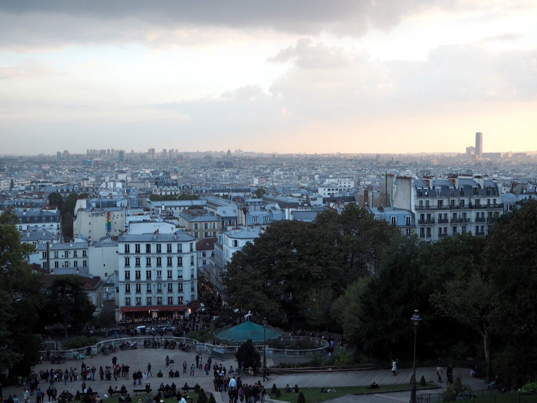 Zápisky z Paříže || Jaké to je cestovat sama?
