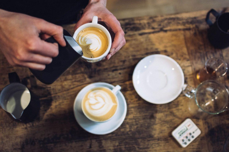 Nejlepší pražské kavárny
