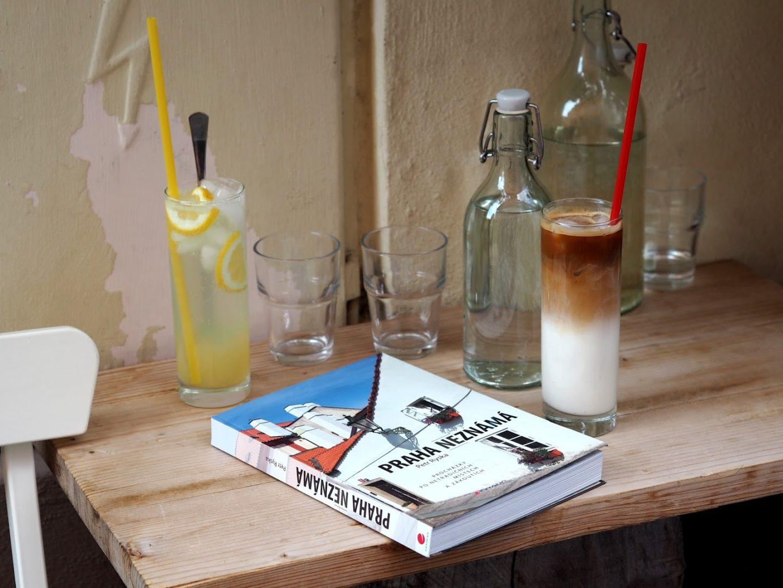 nejlepší kavárny Praha praha neznámá