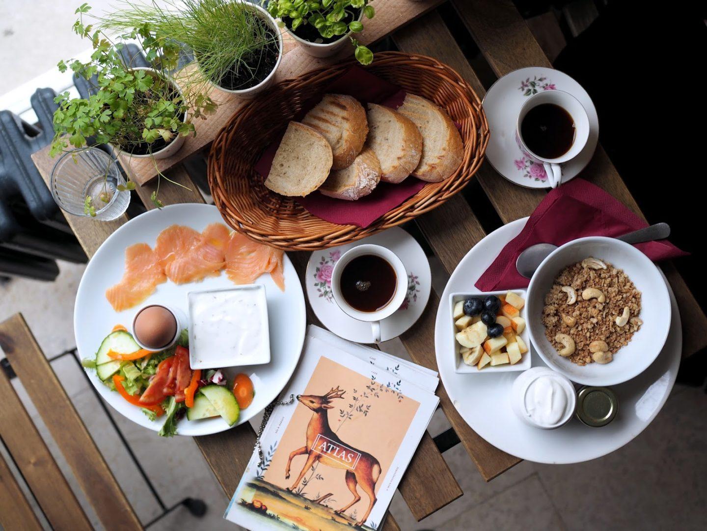 cafe atlas brno snídaně