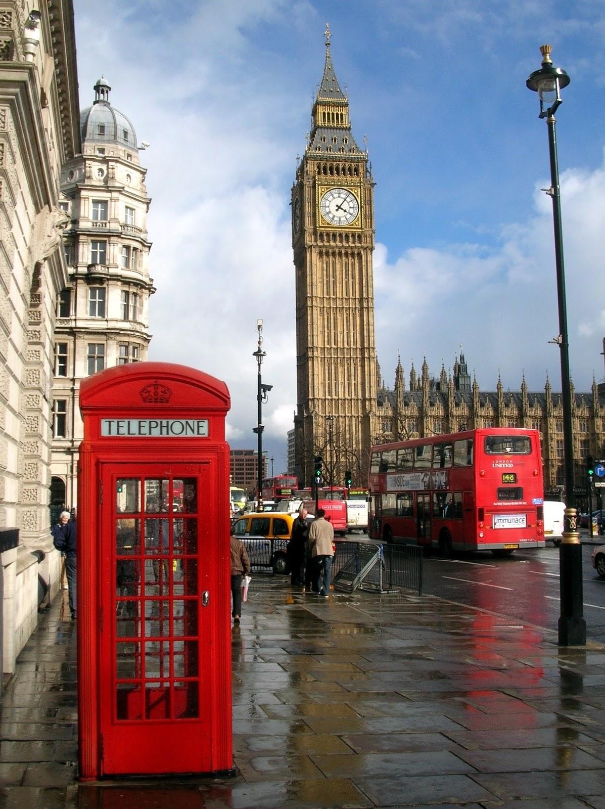 londýn co vidět tipy
