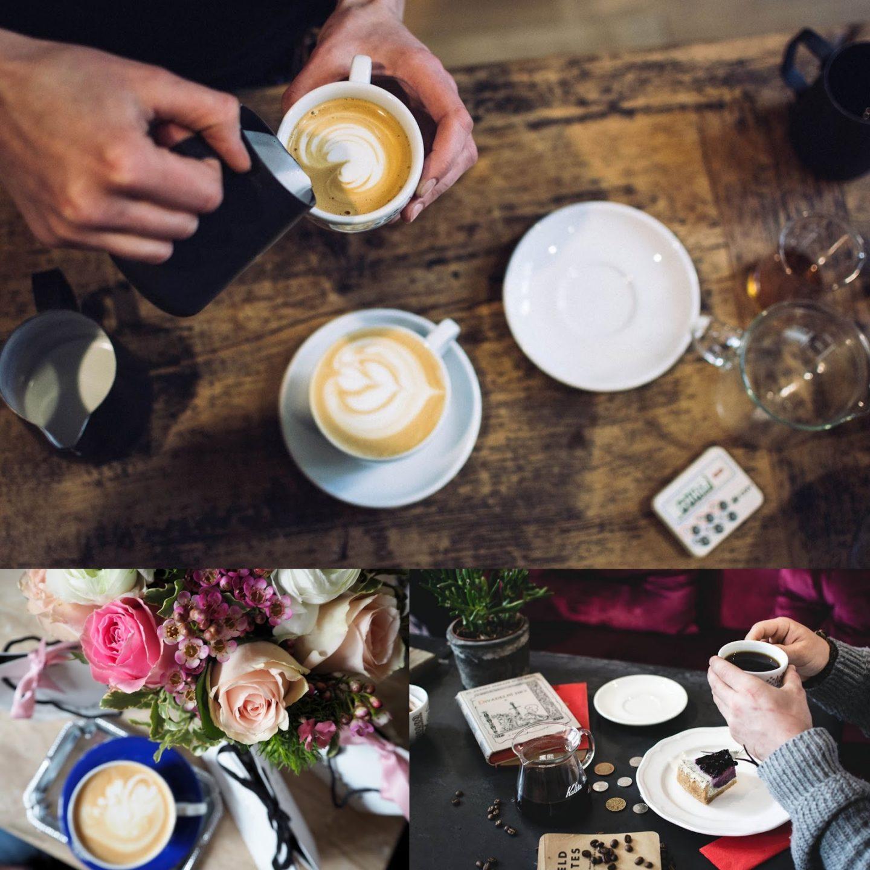 Stylish Coffee mapa kaváren!