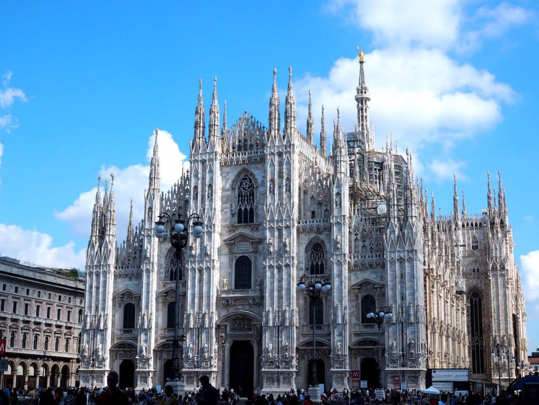 Zápisky z Milána || Průvodce & Tipy
