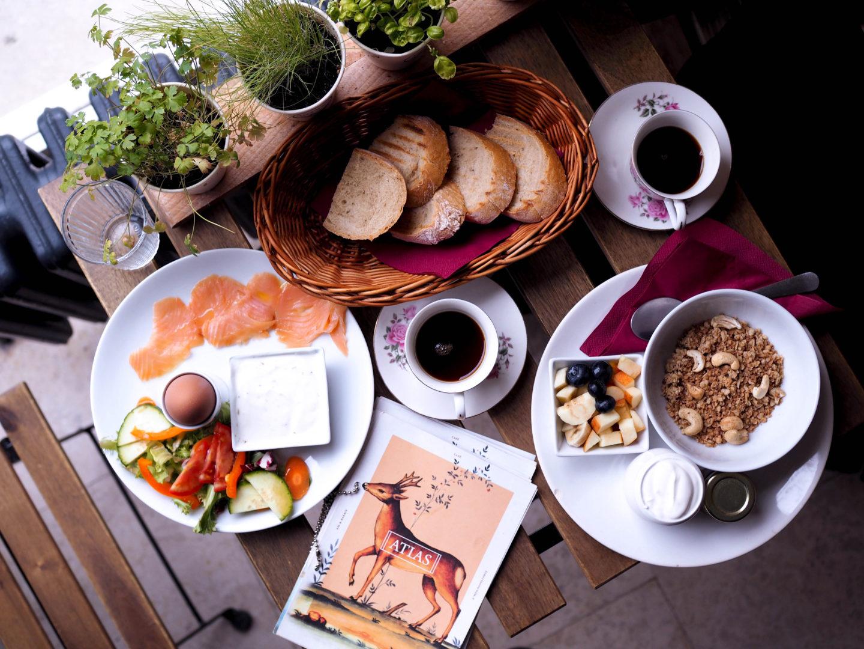 Kde se v Praze zdravě najíst?