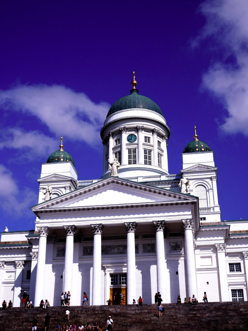 Zápisky z Helsinek || Průvodce & Tipy