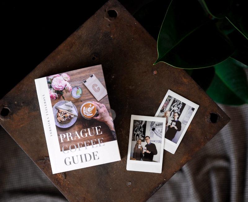Prague Coffee Guide je na světě!