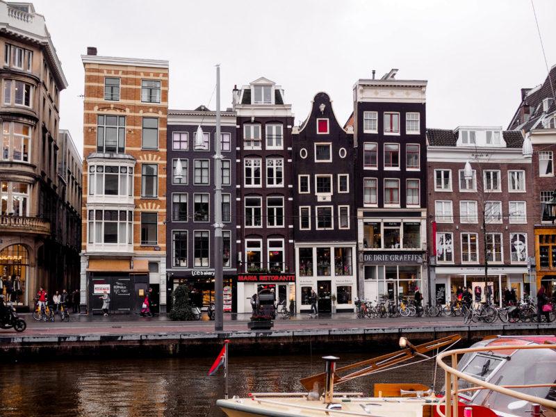 Zápisky z Amsterdamu || Průvodce & Tipy