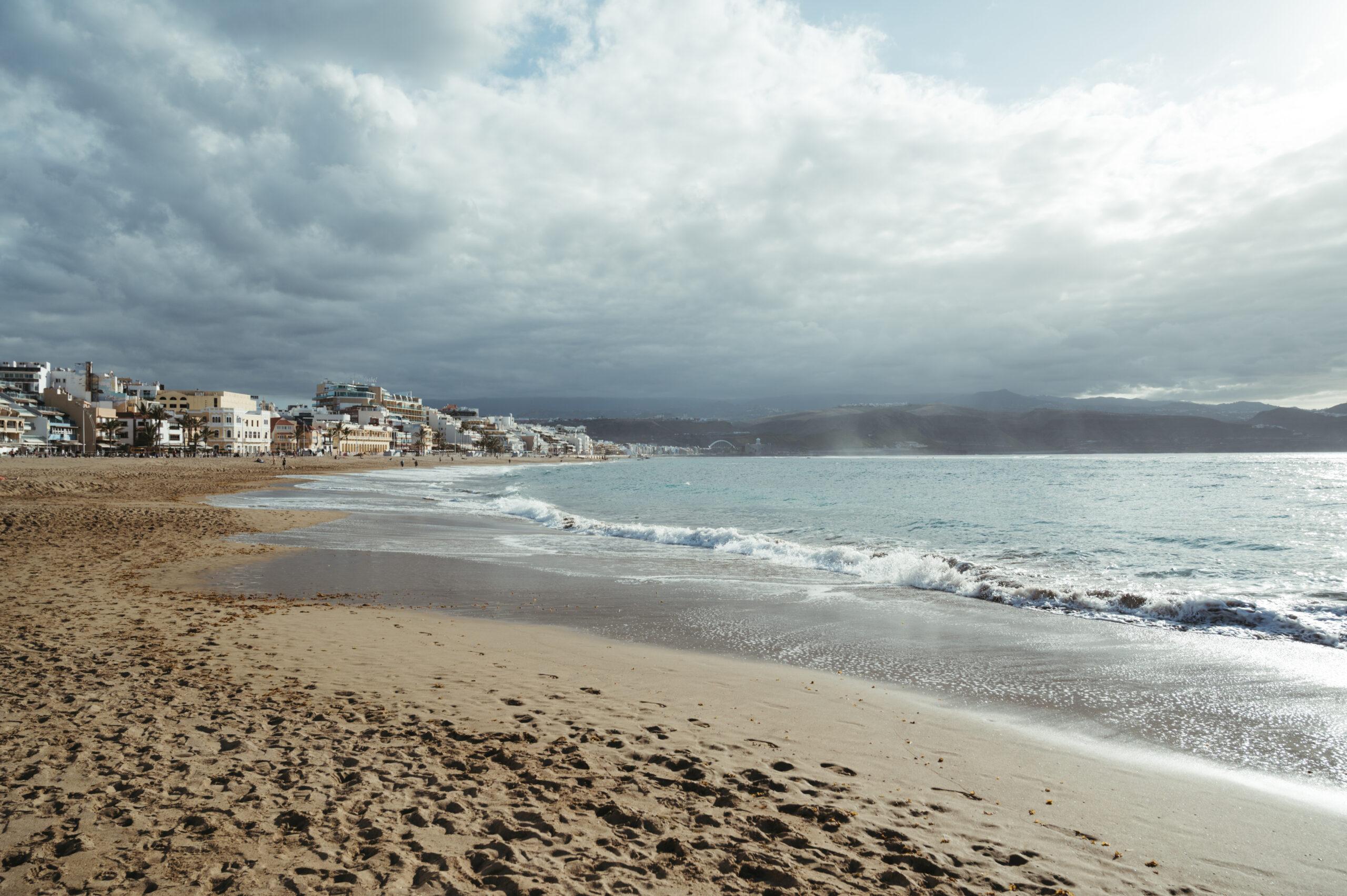 Bienvenidos a Gran Canaria
